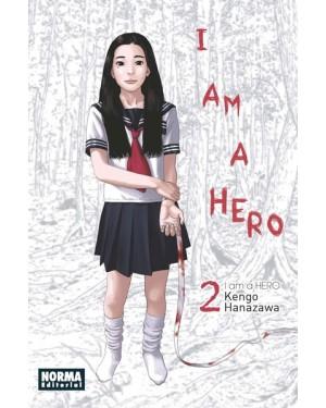 I AM A HERO 02  (de 22)