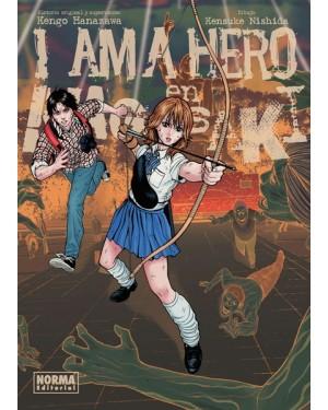 I AM A HERO EN NAGASAKI     (NÚMERO ÚNICO)
