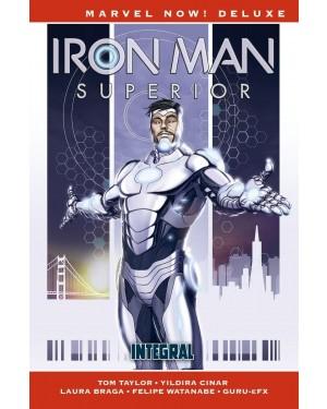 Marvel now! deluxe:  IRON MAN SUPERIOR INTEGRAL