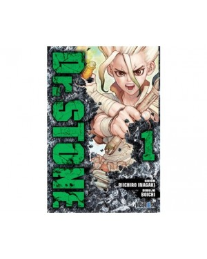 DR. STONE 01