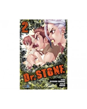 DR. STONE 02
