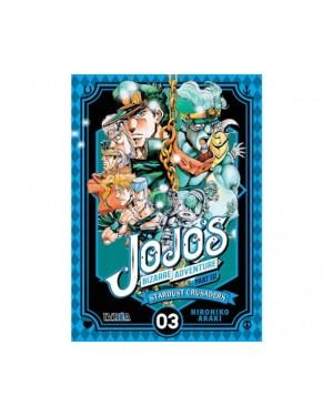 JOJO'S BIZARRE ADVENTURE. PARTE 3: STARDUST CRUSADERS 03