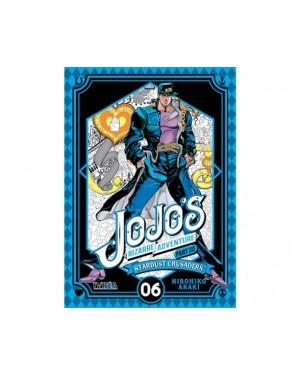 JOJO'S BIZARRE ADVENTURE. PARTE 3: STARDUST CRUSADERS 06