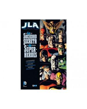 JLA: LA SOCIEDAD SECRETA DE SUPERHÉROES