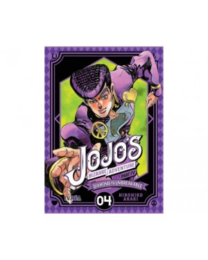 JOJO'S BIZARRE ADVENTURE. PARTE 4: DIAMOND IS UNBREAKABLE 04