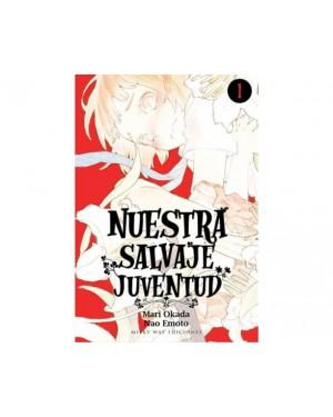 NUESTRA SALVAJE JUVENTUD 01    (de 08)