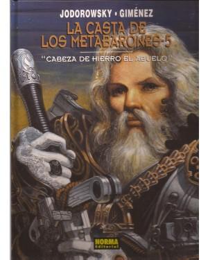 LA CASTA DE LOS METABARONES 05
