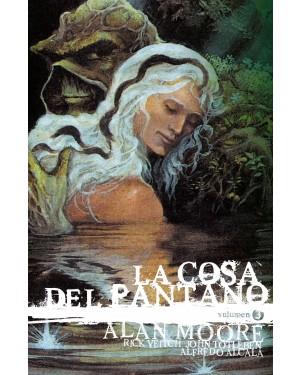 LA COSA DEL PANTANO DE ALAN MOORE 03 (de 03) (Edición deluxe)