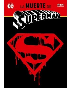 LA MUERTE DE SUPERMAN   (Ovni press)