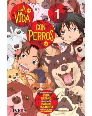 LA VIDA CON PERROS (pack de 3 tomos)