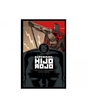SUPERMAN: HIJO ROJO (Edición DC Black Label)