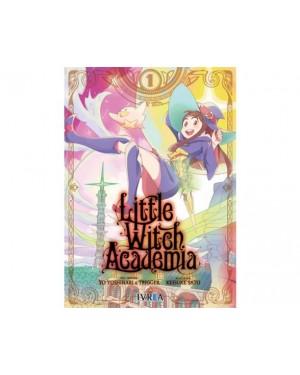 LITTLE WITCH ACADEMIA 01    (de 03)
