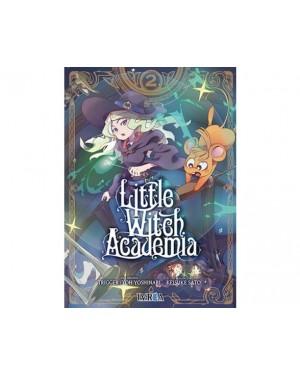 LITTLE WITCH ACADEMIA 02    (de 03)