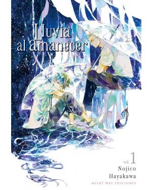 LLUVIA AL AMANECER 01  de 02