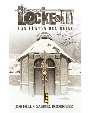 Locke & Key   4:  Las llaves del reino