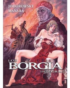 LOS BORGIA (Ed. Integral)
