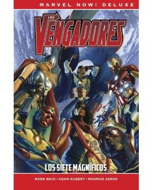 Marvel now! deluxe:  LOS VENGADORES 01: LOS SIETE MAGNÍFICOS