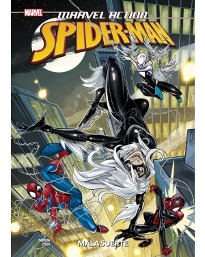 Marvel Action: SPIDERMAN 03: MALA SUERTE