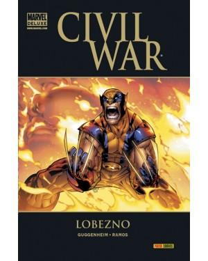 MARVEL DELUXE:  CIVIL WAR  LOBEZNO