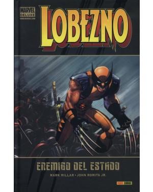 Marvel deluxe: LOBEZNO 01: ENEMIGO DEL ESTADO