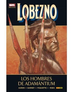 Marvel deluxe: LOBEZNO 04:  LOS HOMBRES DE ADAMÄNTIUM