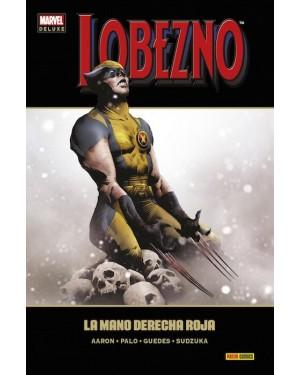 Marvel deluxe: LOBEZNO 07:  LA MANO DERECHA ROJA