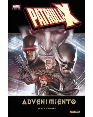 Marvel deluxe:  PATRULLA-X: ADVENIMIENTO