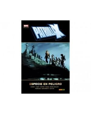 Marvel deluxe:  PATRULLA-X: ESPECIES EN PELIGRO