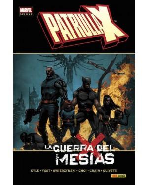 Marvel deluxe:  PATRULLA-X: LA GUERRA DEL MESÍAS