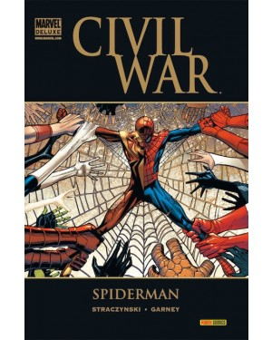 MARVEL DELUXE: CIVIL WAR: SPIDERMAN