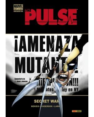 MARVEL DELUXE:  THE PULSE 02:  SECRET WAR