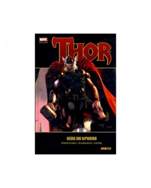 Marvel deluxe:  THOR 02: DÍAS DE TRUENO