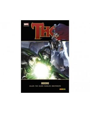 Marvel deluxe:  THOR 04: ASEDIO