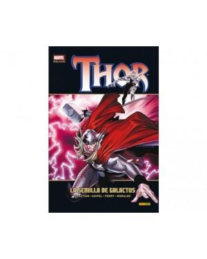 Marvel deluxe:  THOR 06: LA SEMILLA DE GALACTUS