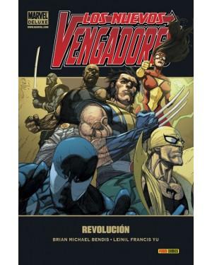 Marvel deluxe:  LOS NUEVOS VENGADORES 06:  REVOLUCIÓN