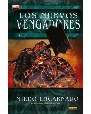 Marvel deluxe:  LOS NUEVOS VENGADORES 15:  MIEDO ENCARNADO