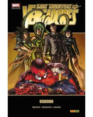 Marvel deluxe:  LOS NUEVOS VENGADORES 16:  OSBORN