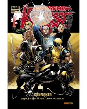 Marvel deluxe:  LOS NUEVOS VENGADORES 07:  CONFIANZA