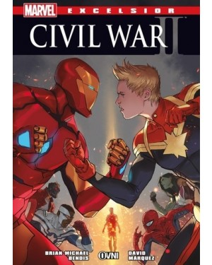 MARVEL EXCELSIOR 34: CIVIL WAR II
