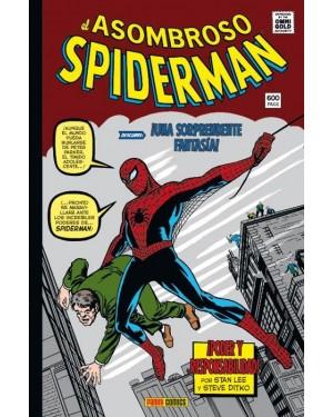 Marvel Gold Omnibus:  EL ASOMBROSO SPIDERMAN 01: ¡PODER Y RESPONSABILIDAD!