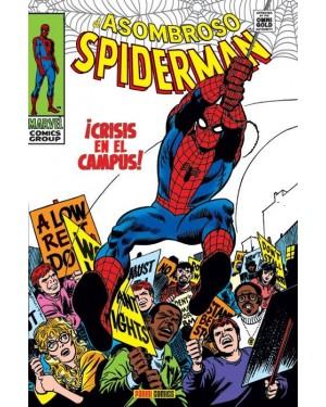 Marvel Gold Omnibus:  EL ASOMBROSO SPIDERMAN 04: ¡CRISIS EN EL CAMPUS!