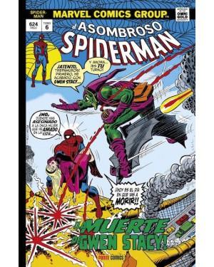 Marvel Gold Omnibus:  EL ASOMBROSO SPIDERMAN 06: LA MUERTE DE GWEN STACY