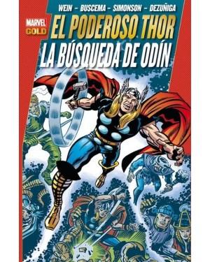 Marvel Gold: EL PODEROSO THOR 02:  LA BÚSQUEDA DE ODÍN