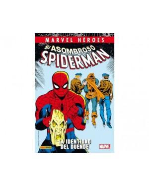 Marvel héroes 58: EL ASOMBROSO SPIDERMAN. LA IDENTIDAD DEL DUENDE