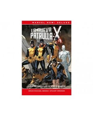 Marvel Now! Deluxe:  LA PATRULLA-X DE BRIAN MICHAEL BENDIS 01: LA PATRULLA X DEL AYER