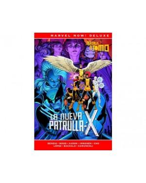 Marvel Now! Deluxe:  LA PATRULLA-X DE BRIAN MICHAEL BENDIS 03: LA BATALLA DEL ÁTOMO