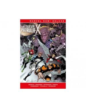 Marvel Now! Deluxe:  LA PATRULLA-X DE BRIAN MICHAEL BENDIS 04: EL JUICIO DE JEAN GREY