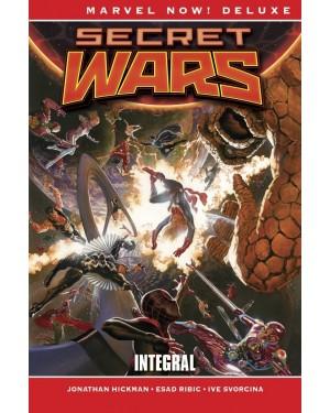 Marvel now! deluxe:  SECRET WARS INTEGRAL
