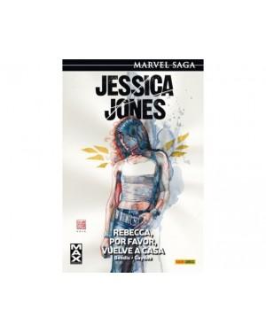 Marvel Saga 04:  JESSICA JONES 02: REBECCA, POR FAVOR, VUELVE A CASA