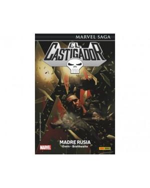 Marvel Saga 26:  EL CASTIGADOR 04: MADRE RUSIA
